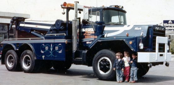 lakeside towing history